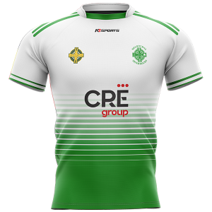 Melbourne Shamrocks Training Jersey White