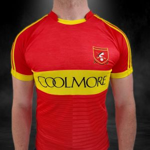 Killenaule GAA Custom Designed and Made RED Jersey