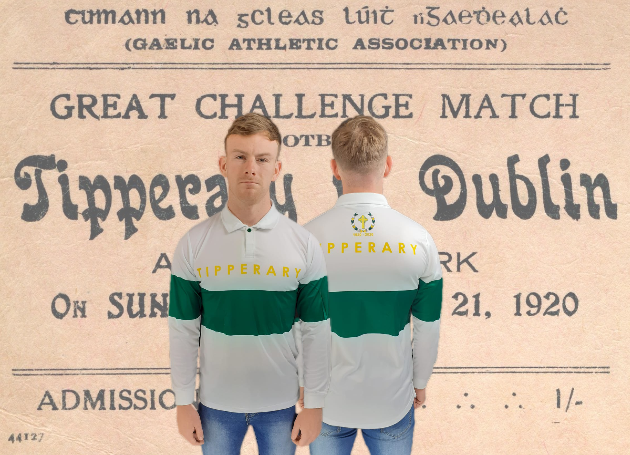 Tipperary Bloody Sunday Jersey