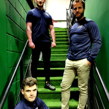 CET Connect Clonmel Workwear by Kieran Bergin Sports