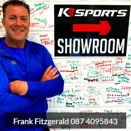 Frank Fitzgerald – Rugby & Education Business Development Manager