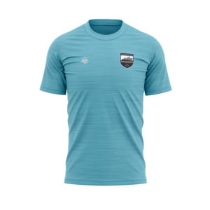 Tipperary Camogie Andies Light Blue Ladies T-Shirt