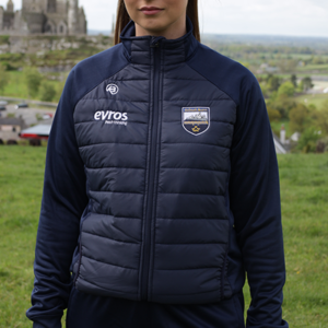 Tipperary Camogie Slim-line Puffer